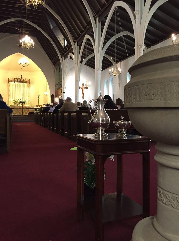 Sunday Worship at All Saints'